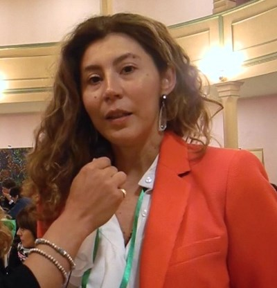 Tra reale e digitale - Intervista a Francesca Maria Montemagno