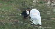 Matrimonio ad alta quota, in Inghilterra coppia di ...