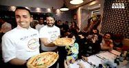 M5S a Napoli, una pizza per l'autofinanziamento