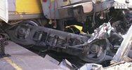 Scontro fra treni in Sudafrica, un morto
