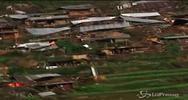 Nepal, le immagini di Kathmandu dall'alto dopo il terremoto ...