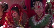 Nepal, matrimonio hindu a una settimana dal sisma - Nude ...