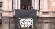 Star Wars Day, gli eroi di Guerre Stellari conquistano ...