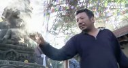 Nepal, sisma ha danneggiato Swayambhunath