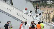 Immigrazione: a Salerno 652 profughi, molti con scabbia     ...