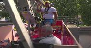"Roccia austriaca"" pedala su ruota panoramica a Vienna-Nude ..."