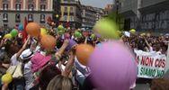 Scuola, a Napoli il corteo contro il ddl: Renzi vada a quel ...