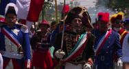 Messico, ala rievocazione della battaglia di Puebla - Nude ...
