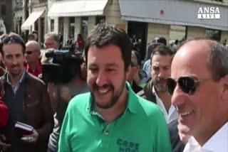 Berlusconi-Salvini, campagna al veleno