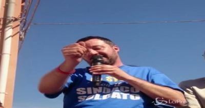 Salvini: Real Madrid-Juve? Lasciamo che la guardino gli altri