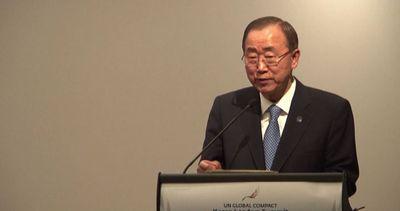 Ban Ki-moon: tutti partecipino a lotta contro cambiamento clima