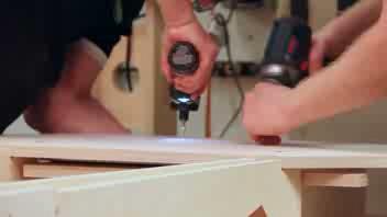 PlyFly, ecco il go kart in legno