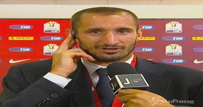 Chiellini presto papà: dedico Coppa Italia a mia figlia e ...