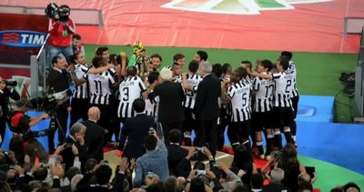 La Juve vince la Coppa Italia e sogna il triplete