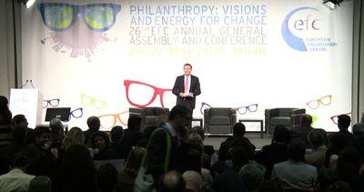 Oltre 600 filantropi dal mondo a Milano per discutere temi ...