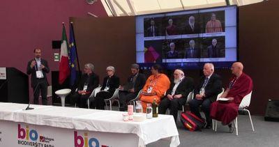Il cibo crea legami e solidarietà tra religioni a Expo ...