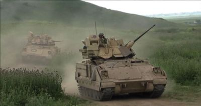 Soldati Usa e georgiani insieme per una esercitazione Nato  ...