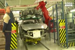 Istat:fatturato industria marzo su,+1,3