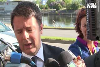 Renzi lascia Riga, Ue non abbandoni Italia