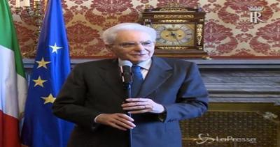 Mattarella: Polizia garanzia di libertà e diritti di tutti ...