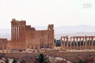 Allarme Unesco: distruzioni a Palmira