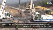"""Delrio: """"nel 2014 aumentati del 44% bandi per lavori ..."""