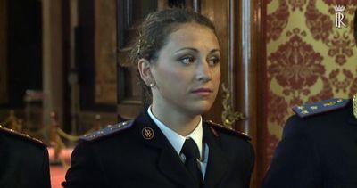 Mattarella riceve Polizia di Stato: grazie per il vostro ...
