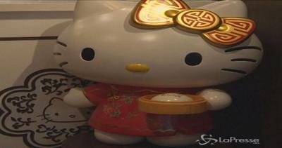 Tutti pazzi per Hallo Kitty: a Hong Kong il primo ...