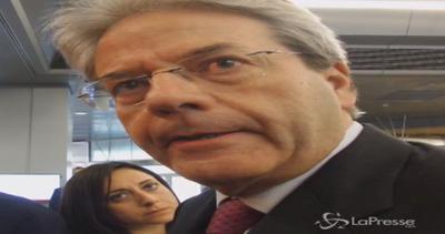 Sbarchi, Gentiloni:  Francia? Preoccupa il diffondersi di ...