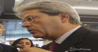 Isis, Gentiloni: Italia preoccupata per avanzata in Siria e ...
