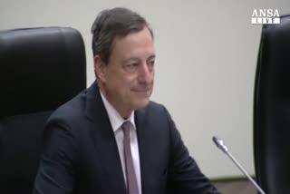Draghi: progressi importanti su riforme