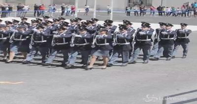 Polizia, festa 163° anniversario fondazione: suoni e ...