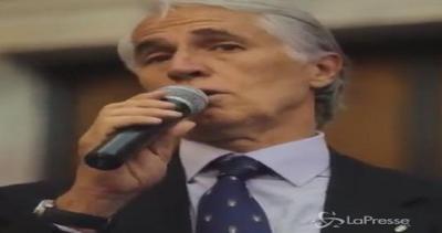 Roma 2024, Malagò: Presidente Cio Bach e Mattarella stessi valori in comune
