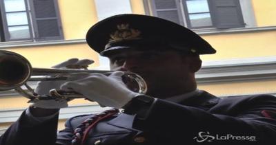 Milano, la Festa della polizia per i 163 anni della ...