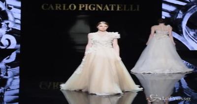 Milano, stile dandy e tocchi bohemien a fashion show Carlo ...