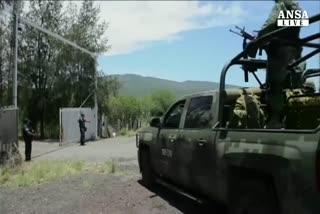 Scontro polizia-narcos in Messico, 43 morti