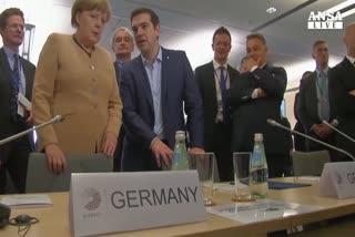 Tsipras, stop errori passato. Ma non convince Merkel