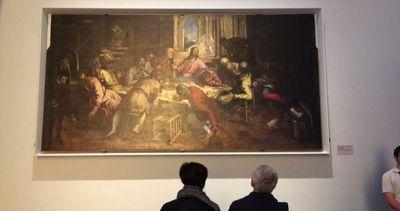 L'arte di Expo 2015: dal Tintoretto alle foto di Salgado    ...