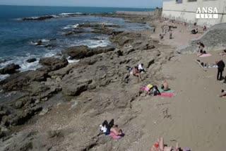 Erosione coste 'mangia' il 42% delle spiagge italiane