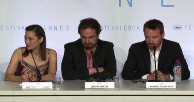 """Shakespeare a Cannes, il """"Macbeth"""" con Fassbender e ..."""