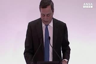 Draghi, con contrattazione aziendale meno disoccupati