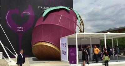 A Expo inaugurato Padiglione del Vino, un inno alla ...