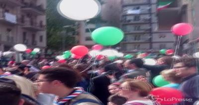 Palermo, oltre 3mila in marcia in ricordo vittime stragi. ...