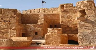 Siria, Palmira nelle mani dell'Is: issata bandiera nera ...