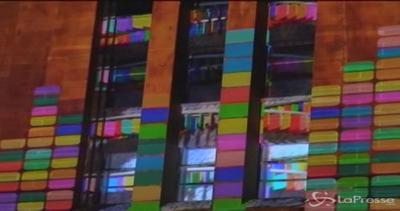 Luci, colori e spettacolari animazioni: Sydney a festa per ...
