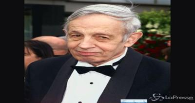 Morto in incidente d'auto John Nash, il matematico che ...