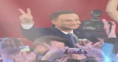 Duda è il nuovo presidente della Polonia, Komorowski ...