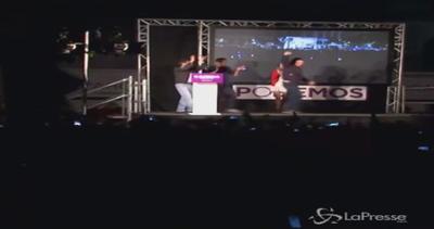 Disfatta Partito Popolare in Spagna, sostenitori Podemos ...