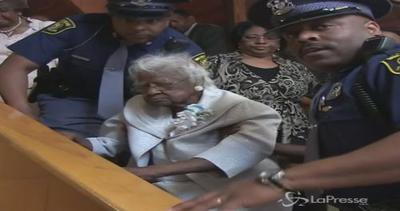 Jeralean Talley, la persona più vecchia del mondo, ...