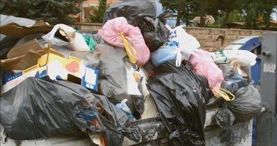 Emergenza rifiuti a Roma: la capitale nel degrado